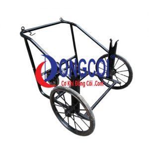 Khung Xe Gom Rác 400l, 500l của www.cokhidongcoi.com