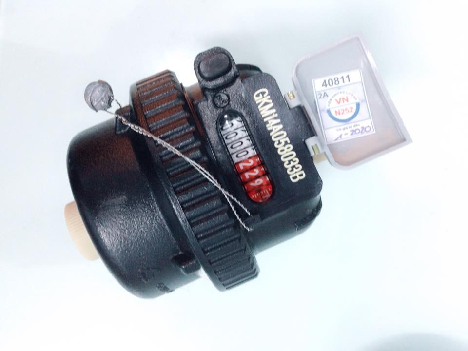 Đồng hồ nước ElsterKentKSM Vở Nhựa phân phối giá rẻ tại Cơ Khí Đồng Côi